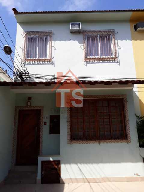 ba972b82-1b55-4765-802d-4f343e - Casa de Vila à venda Rua Rocha Pita,Cachambi, Rio de Janeiro - R$ 559.000 - TSCV40004 - 19