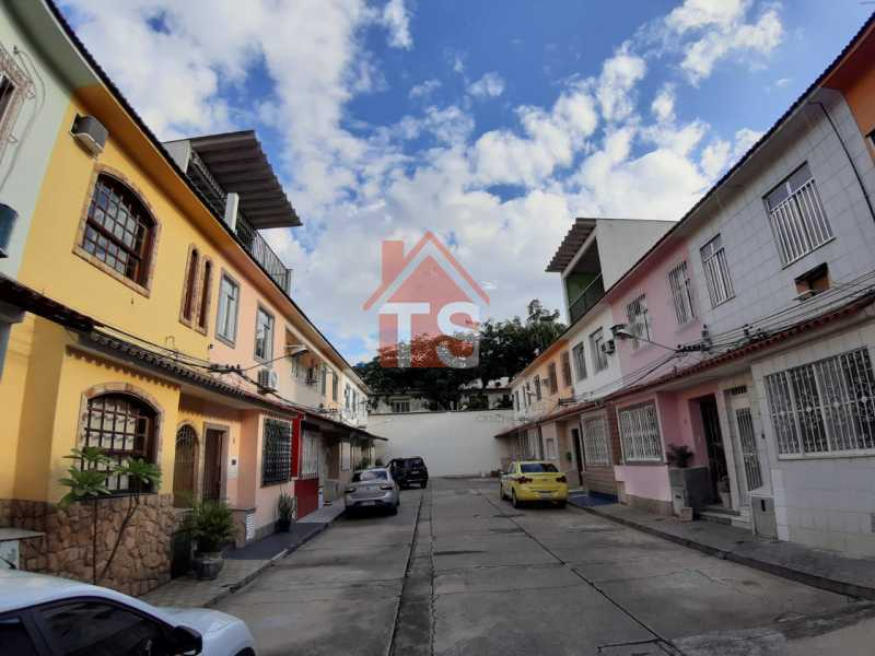 db1f7362-8dad-457f-bc70-f77115 - Casa de Vila à venda Rua Rocha Pita,Cachambi, Rio de Janeiro - R$ 559.000 - TSCV40004 - 21