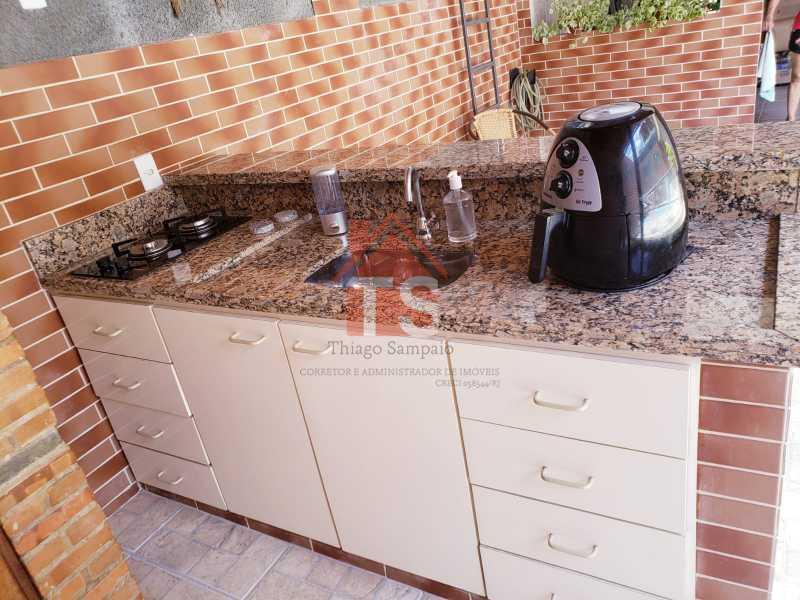 b05a669e-021d-4006-86dc-402c10 - Casa à venda Rua Caetano de Almeida,Méier, Rio de Janeiro - R$ 949.000 - TSCA30008 - 25