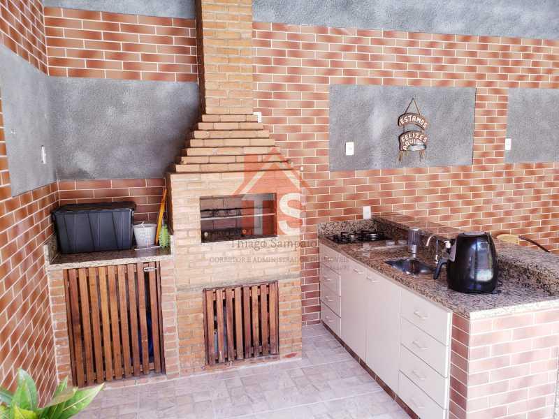 d8e6a0af-d425-48a9-92e8-938e98 - Casa à venda Rua Caetano de Almeida,Méier, Rio de Janeiro - R$ 949.000 - TSCA30008 - 28
