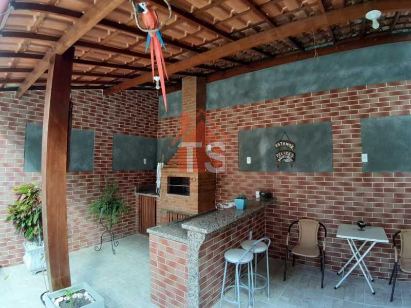 f7dfa9d5-eca9-4102-b920-0b5be5 - Casa à venda Rua Caetano de Almeida,Méier, Rio de Janeiro - R$ 949.000 - TSCA30008 - 30