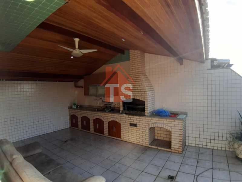806022e4-5a74-4517-afac-6056a9 - Cobertura à venda Rua José Bonifácio,Todos os Santos, Rio de Janeiro - R$ 1.090.000 - TSCO50001 - 1