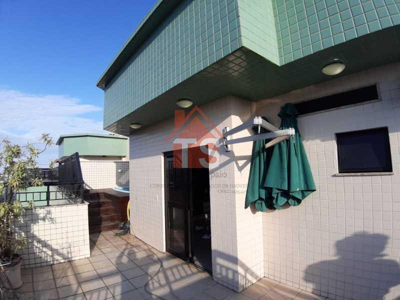 c0d29395-7303-4969-843c-0abfce - Cobertura à venda Rua José Bonifácio,Todos os Santos, Rio de Janeiro - R$ 1.090.000 - TSCO50001 - 20