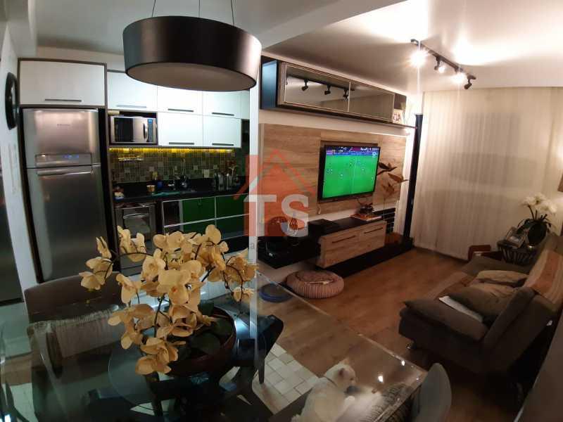 0c8ee066-417c-47cc-a90c-f86162 - Apartamento à venda Rua Cachambi,Cachambi, Rio de Janeiro - R$ 380.000 - TSAP20232 - 1