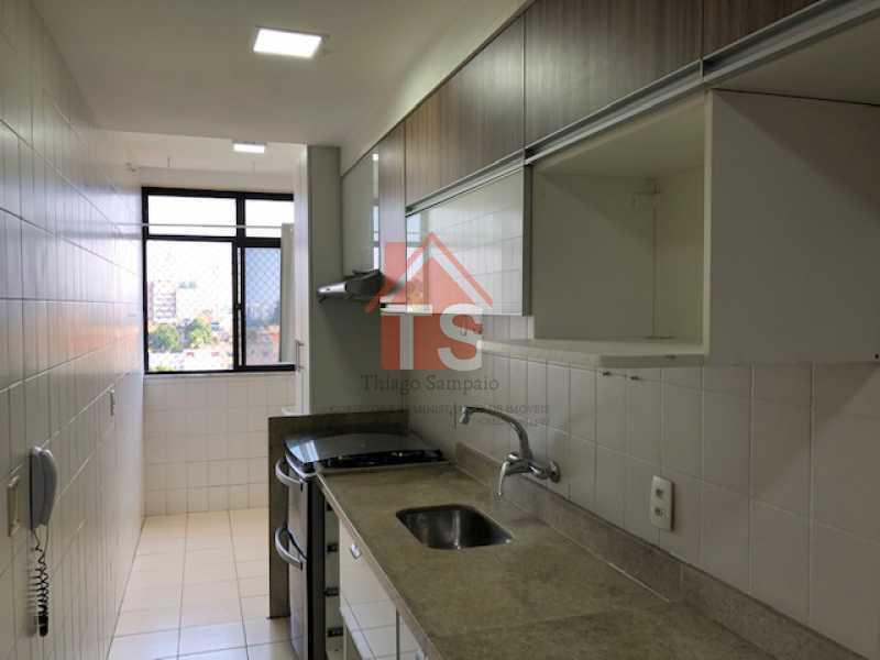 IMG_7643 - Apartamento para alugar Rua Paulo Silva Araújo,Méier, Rio de Janeiro - R$ 1.500 - TSAP30173 - 8