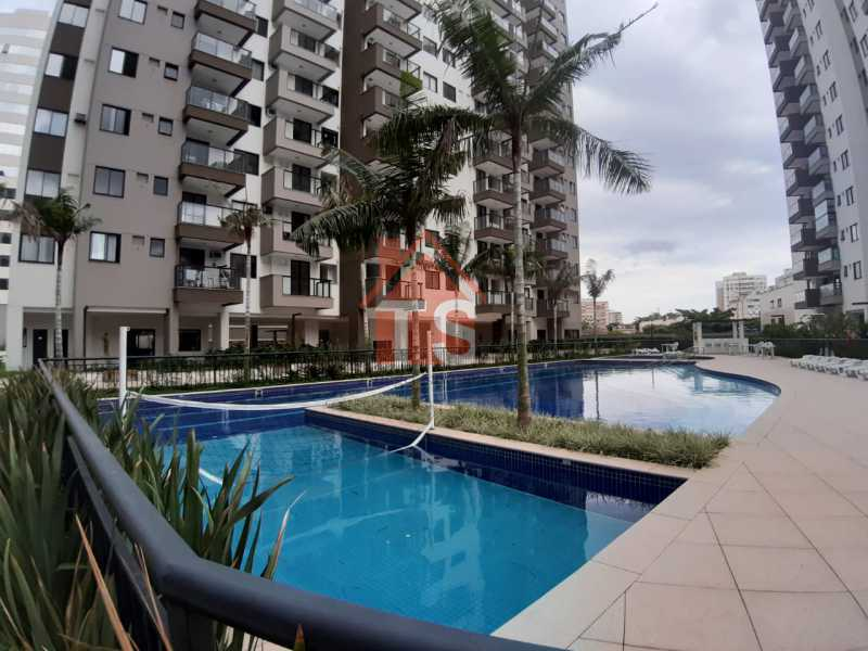 bae131e5-bb58-4bae-bc47-30bc8f - Apartamento à venda Rua Odorico Mendes,Cachambi, Rio de Janeiro - R$ 276.000 - TSAP10018 - 26
