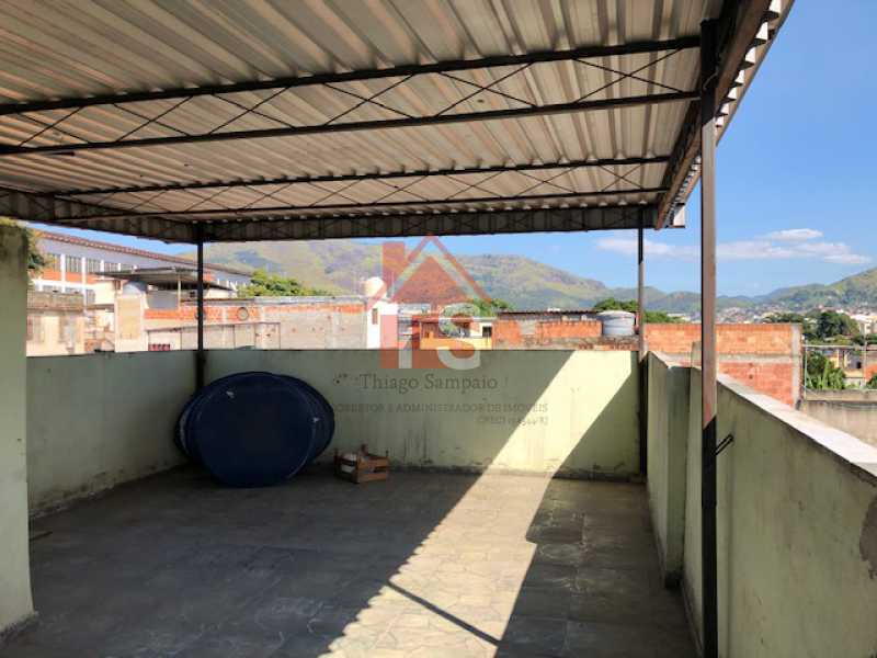IMG_7743 - Casa de Vila à venda Rua Amália,Quintino Bocaiúva, Rio de Janeiro - R$ 145.000 - TSCV40005 - 1
