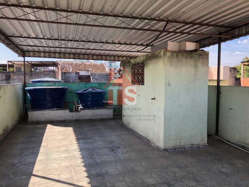IMG_7742 - Casa de Vila à venda Rua Amália,Quintino Bocaiúva, Rio de Janeiro - R$ 145.000 - TSCV40005 - 24