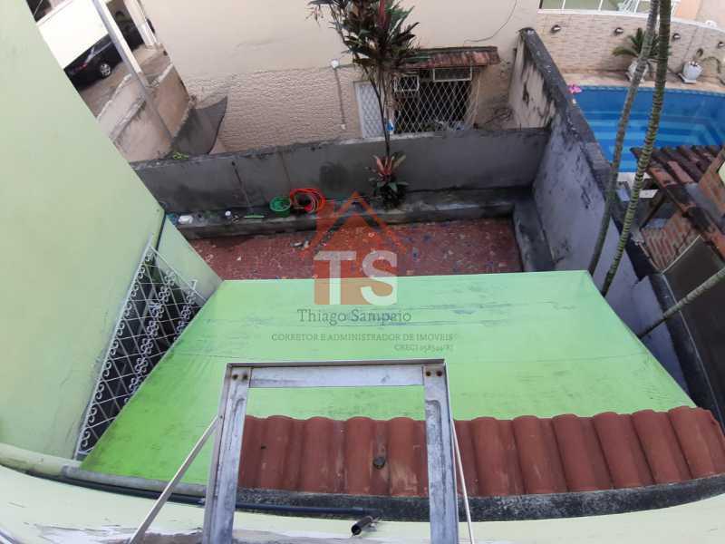 8dac8b66-641e-44ce-9031-8c0be3 - Casa de Vila à venda Rua Augusto Nunes,Todos os Santos, Rio de Janeiro - R$ 425.000 - TSCV30011 - 5