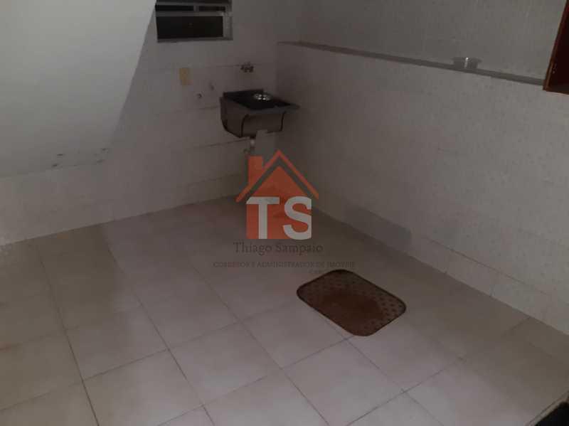 366fbf16-0b51-4ee4-98b4-658fa5 - Casa de Vila à venda Rua Augusto Nunes,Todos os Santos, Rio de Janeiro - R$ 425.000 - TSCV30011 - 11