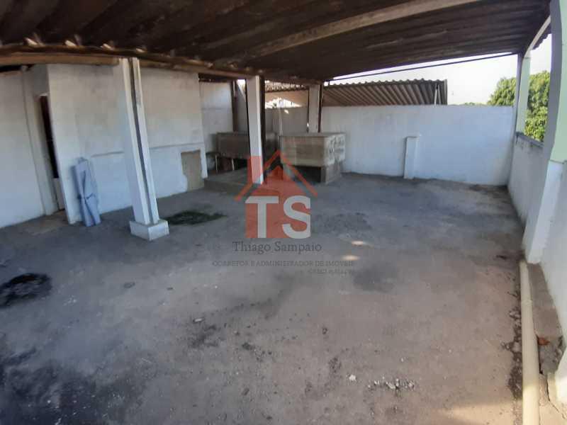 cac876aa-6328-4541-a44f-813ddf - Casa de Vila à venda Rua Augusto Nunes,Todos os Santos, Rio de Janeiro - R$ 425.000 - TSCV30011 - 23