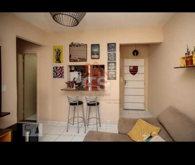 7458e1e0-eab7-4301-803a-aa3e0f - Apartamento à venda Rua Elisa de Albuquerque,Todos os Santos, Rio de Janeiro - R$ 170.000 - TSAP20240 - 10