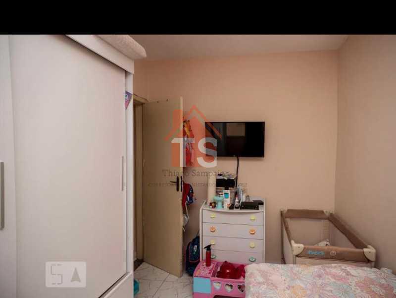 10352e67-69b7-428c-8bc5-c80494 - Apartamento à venda Rua Elisa de Albuquerque,Todos os Santos, Rio de Janeiro - R$ 170.000 - TSAP20240 - 11