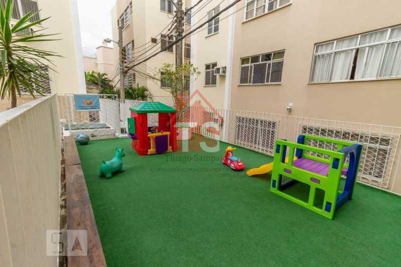 893135511-491.68815274056567x3 - Apartamento à venda Rua Elisa de Albuquerque,Todos os Santos, Rio de Janeiro - R$ 170.000 - TSAP20240 - 25