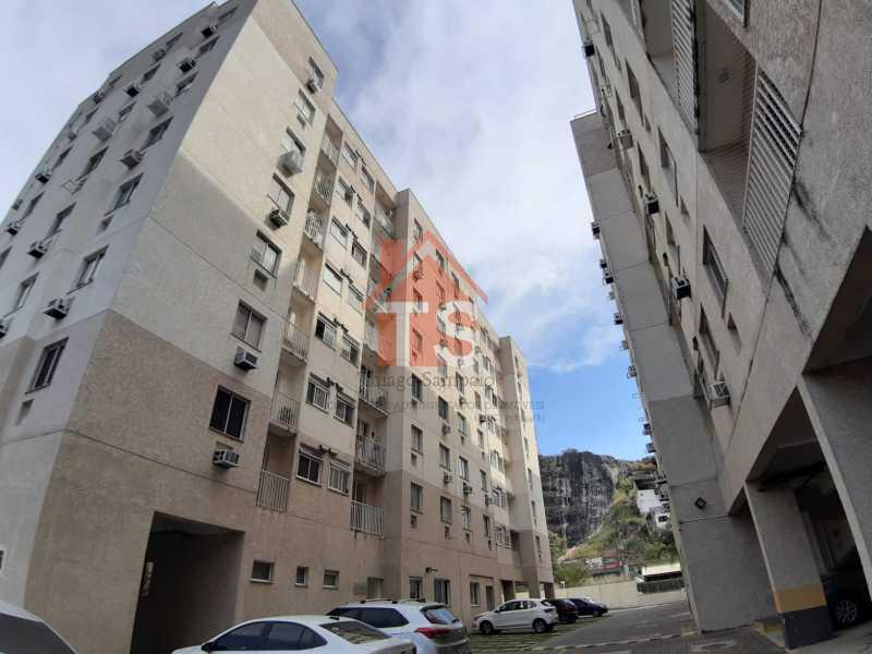 3f6d2d54-fb5d-49ba-bb91-bead37 - Apartamento à venda Rua Eulina Ribeiro,Engenho de Dentro, Rio de Janeiro - R$ 289.000 - TSAP30180 - 5