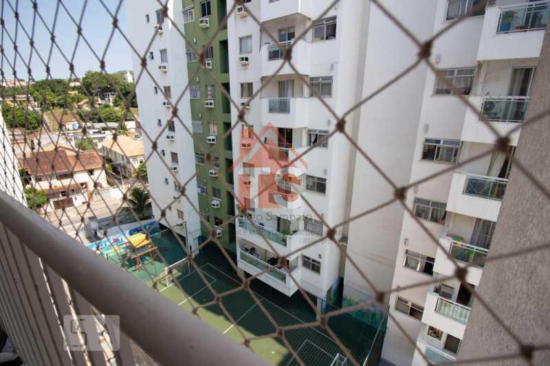 892870158-971.6566082360623REu - Apartamento à venda Rua Eulina Ribeiro,Engenho de Dentro, Rio de Janeiro - R$ 289.000 - TSAP30180 - 26