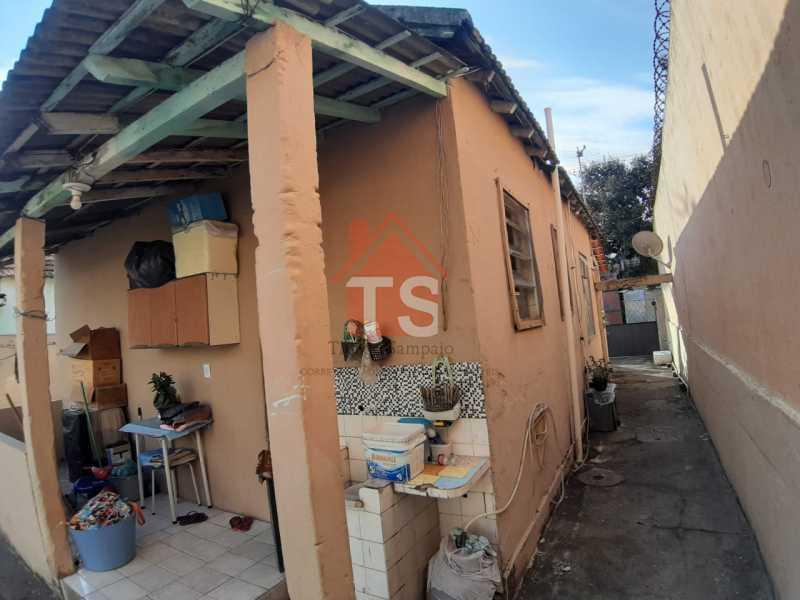 3cd98c33-0789-461e-9393-987060 - Casa de Vila à venda Avenida Segal,Del Castilho, Rio de Janeiro - R$ 220.000 - TSCV30012 - 3