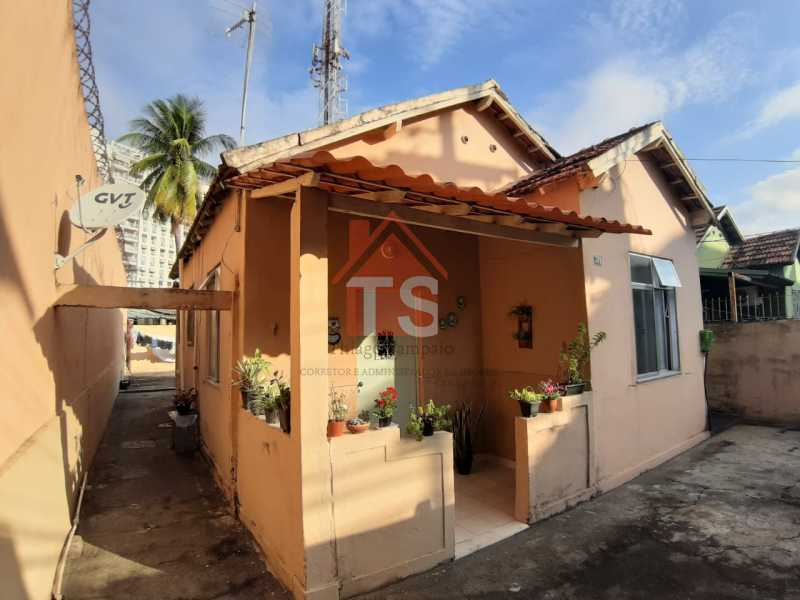 6c4021d2-c2d5-40b9-a85a-11f928 - Casa de Vila à venda Avenida Segal,Del Castilho, Rio de Janeiro - R$ 220.000 - TSCV30012 - 1