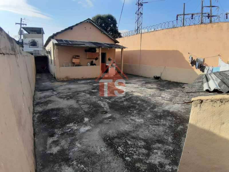 7ad56622-767d-4530-973d-020187 - Casa de Vila à venda Avenida Segal,Del Castilho, Rio de Janeiro - R$ 220.000 - TSCV30012 - 6