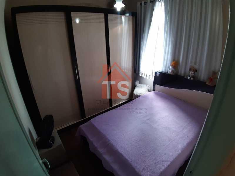 86c35e8f-1bab-45be-a1db-d6f3dc - Casa de Vila à venda Avenida Segal,Del Castilho, Rio de Janeiro - R$ 220.000 - TSCV30012 - 9