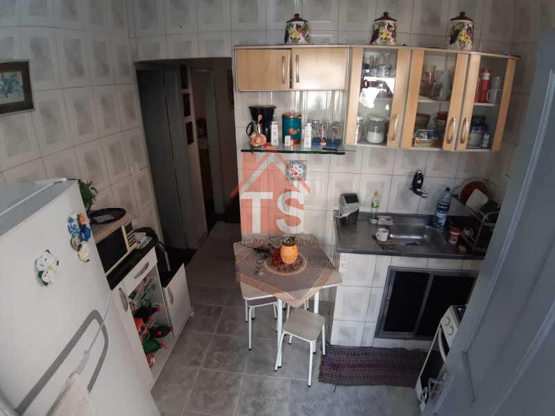 510e4222-9ad5-4f47-95f5-b62120 - Casa de Vila à venda Avenida Segal,Del Castilho, Rio de Janeiro - R$ 220.000 - TSCV30012 - 11