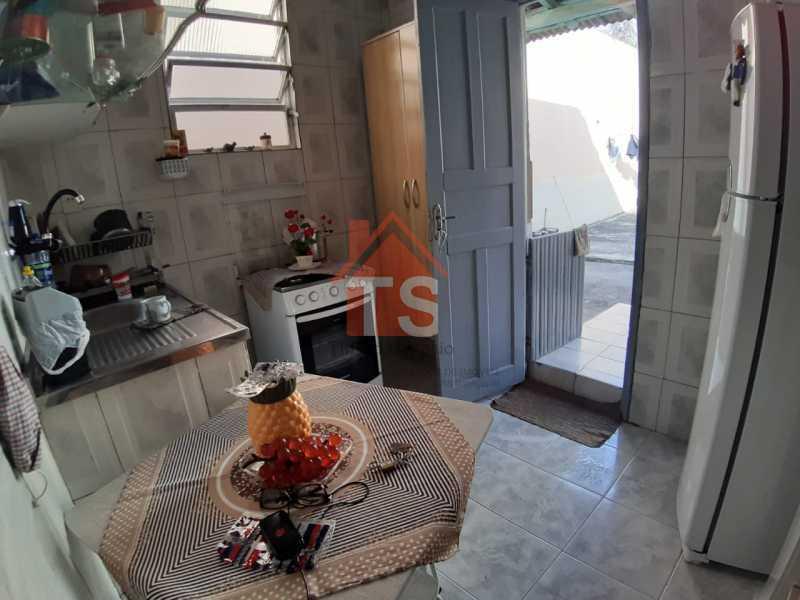 f2dc2591-84df-46ca-935d-bae32a - Casa de Vila à venda Avenida Segal,Del Castilho, Rio de Janeiro - R$ 220.000 - TSCV30012 - 18