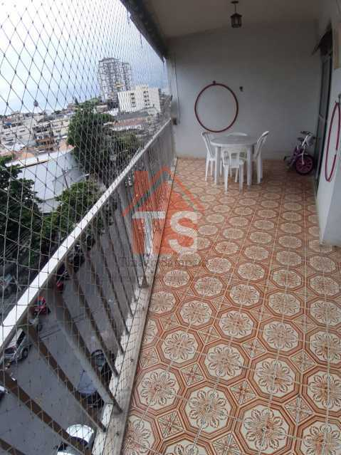 db57c158-faa2-447a-902b-fd6655 - Apartamento à venda Rua Basílio de Brito,Cachambi, Rio de Janeiro - R$ 419.000 - TSAP20241 - 16
