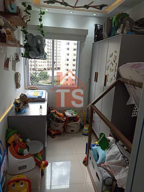 4f23fc9d-f202-4359-90c8-bdffc8 - Apartamento à venda Estrada Adhemar Bebiano,Del Castilho, Rio de Janeiro - R$ 430.000 - TSAP30181 - 7