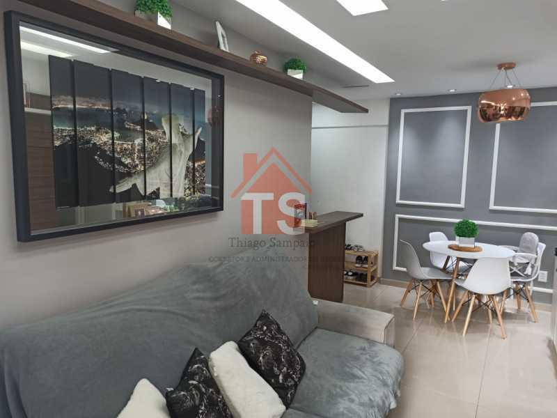 6d072d69-251b-4c31-b743-afd204 - Apartamento à venda Estrada Adhemar Bebiano,Del Castilho, Rio de Janeiro - R$ 430.000 - TSAP30181 - 3