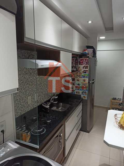 8d9306a3-6200-4ba8-bcd0-b52c92 - Apartamento à venda Estrada Adhemar Bebiano,Del Castilho, Rio de Janeiro - R$ 430.000 - TSAP30181 - 9