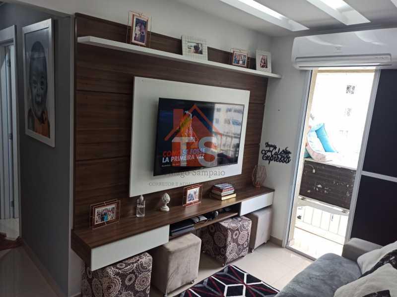 9aa5b9eb-66a9-4373-92e0-82bd04 - Apartamento à venda Estrada Adhemar Bebiano,Del Castilho, Rio de Janeiro - R$ 430.000 - TSAP30181 - 5