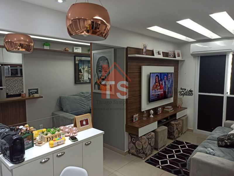 69fa8380-b24c-4714-a8bd-c2863b - Apartamento à venda Estrada Adhemar Bebiano,Del Castilho, Rio de Janeiro - R$ 430.000 - TSAP30181 - 1