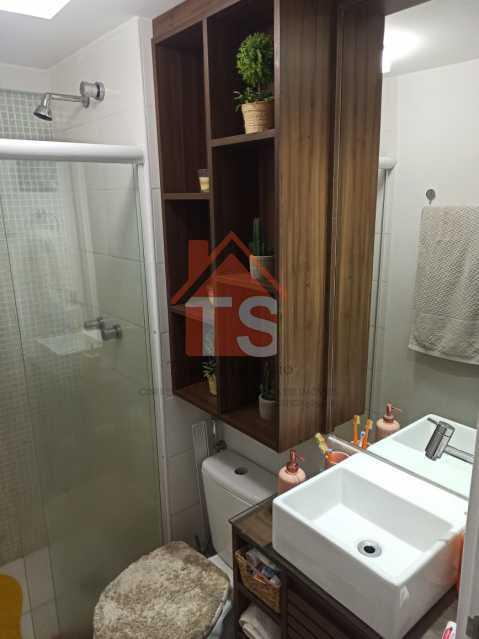 76dc9d96-70c1-4bb3-ba89-8fa479 - Apartamento à venda Estrada Adhemar Bebiano,Del Castilho, Rio de Janeiro - R$ 430.000 - TSAP30181 - 13