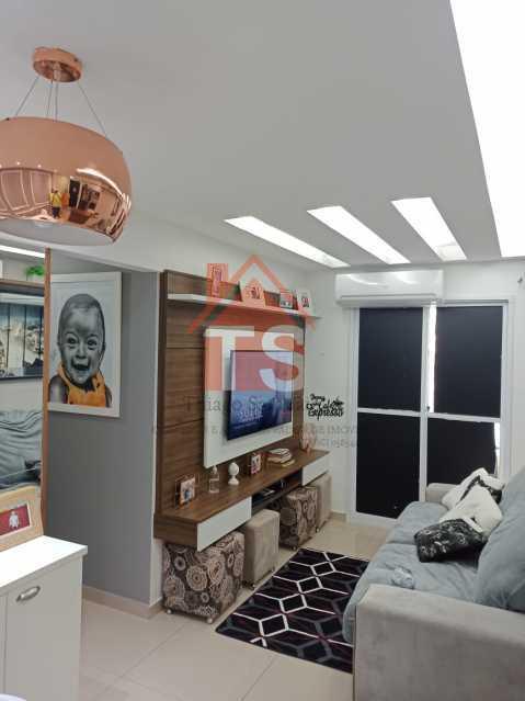 736b192a-142f-416b-b3ea-987903 - Apartamento à venda Estrada Adhemar Bebiano,Del Castilho, Rio de Janeiro - R$ 430.000 - TSAP30181 - 11