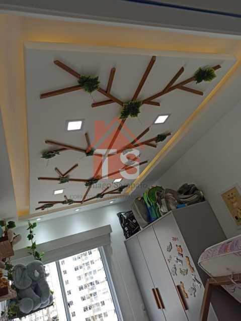 b394c853-33b1-435f-8a4a-052ae6 - Apartamento à venda Estrada Adhemar Bebiano,Del Castilho, Rio de Janeiro - R$ 430.000 - TSAP30181 - 16