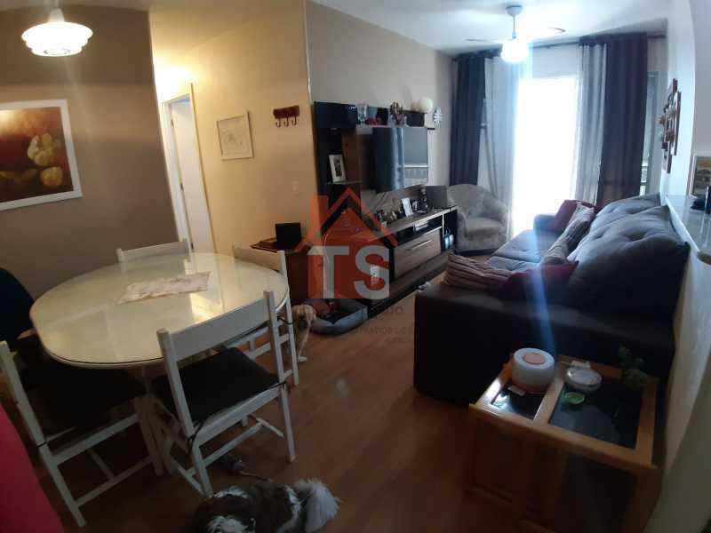 2483353d-088b-4de7-8988-32bd96 - Apartamento à venda Rua Cachambi,Cachambi, Rio de Janeiro - R$ 449.000 - TSAP30183 - 1