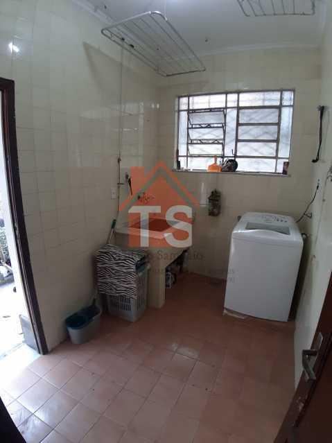 0b87138d-5090-4ed9-87f5-cda1af - Casa em Condomínio à venda Rua Marianópolis,Grajaú, Rio de Janeiro - R$ 990.000 - TSCN50003 - 7