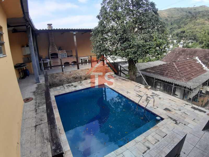 9d0db6c6-3093-4b2b-96cd-342242 - Casa em Condomínio à venda Rua Marianópolis,Grajaú, Rio de Janeiro - R$ 990.000 - TSCN50003 - 1
