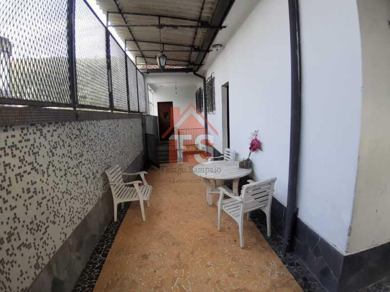 92801e4c-4a81-4fec-b8b6-3f346f - Casa em Condomínio à venda Rua Marianópolis,Grajaú, Rio de Janeiro - R$ 990.000 - TSCN50003 - 14