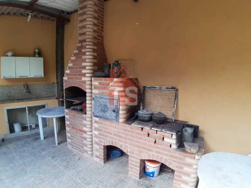 1369101b-0549-4923-9e9e-485bab - Casa em Condomínio à venda Rua Marianópolis,Grajaú, Rio de Janeiro - R$ 990.000 - TSCN50003 - 15