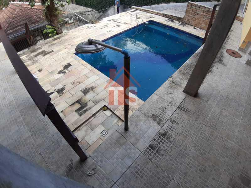 d157fca3-c8b2-40f3-834b-db43e1 - Casa em Condomínio à venda Rua Marianópolis,Grajaú, Rio de Janeiro - R$ 990.000 - TSCN50003 - 21
