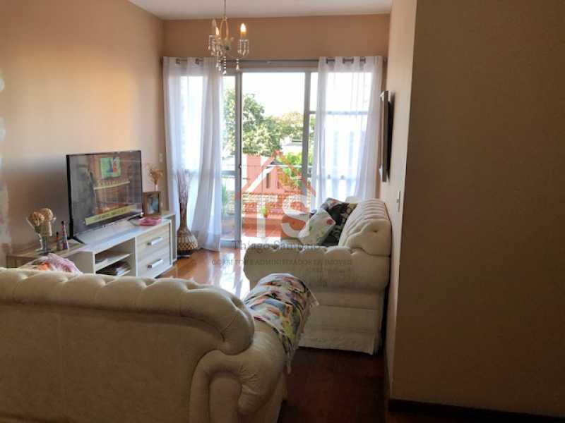 IMG_8759 - Apartamento à venda Rua Aquidabã,Méier, Rio de Janeiro - R$ 480.000 - TSAP30184 - 5
