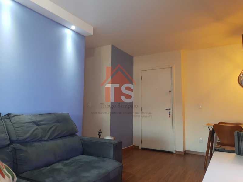 2c7239d6-6757-41d8-82d1-82f242 - Apartamento à venda Avenida Dom Hélder Câmara,Pilares, Rio de Janeiro - R$ 360.000 - TSAP20247 - 3