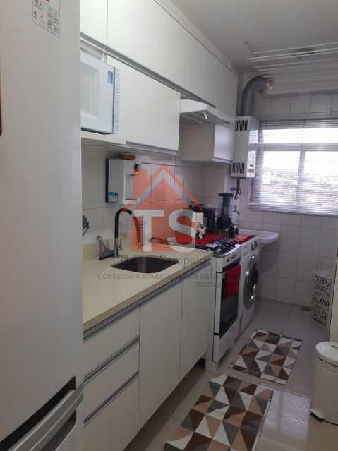 7579e561-a5c8-4081-9044-b8a041 - Apartamento à venda Avenida Dom Hélder Câmara,Pilares, Rio de Janeiro - R$ 360.000 - TSAP20247 - 9