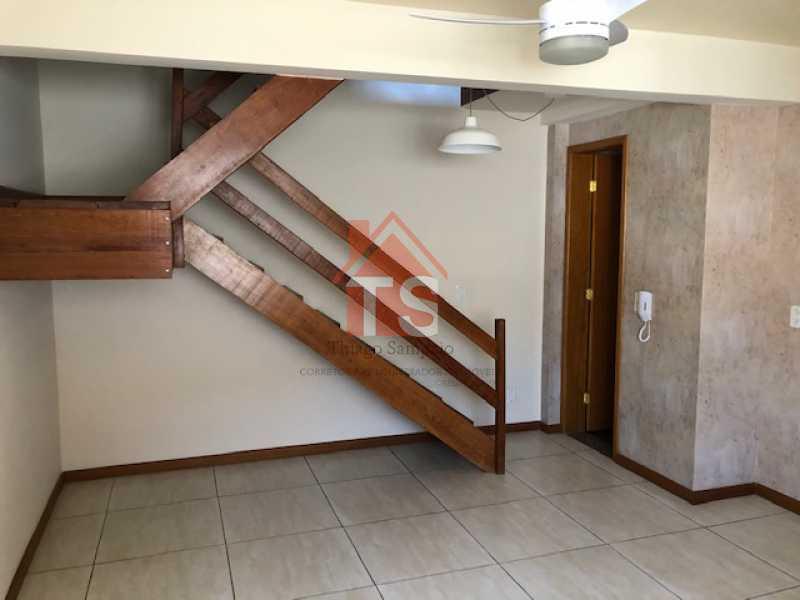 IMG_8996 - Casa em Condomínio à venda Rua Daniel Carneiro,Engenho de Dentro, Rio de Janeiro - R$ 445.000 - TSCN20002 - 3