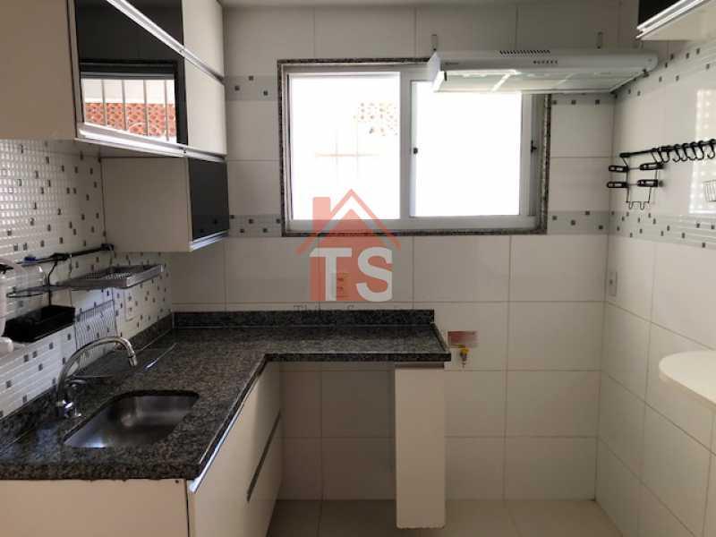 IMG_8984 - Casa em Condomínio à venda Rua Daniel Carneiro,Engenho de Dentro, Rio de Janeiro - R$ 445.000 - TSCN20002 - 5