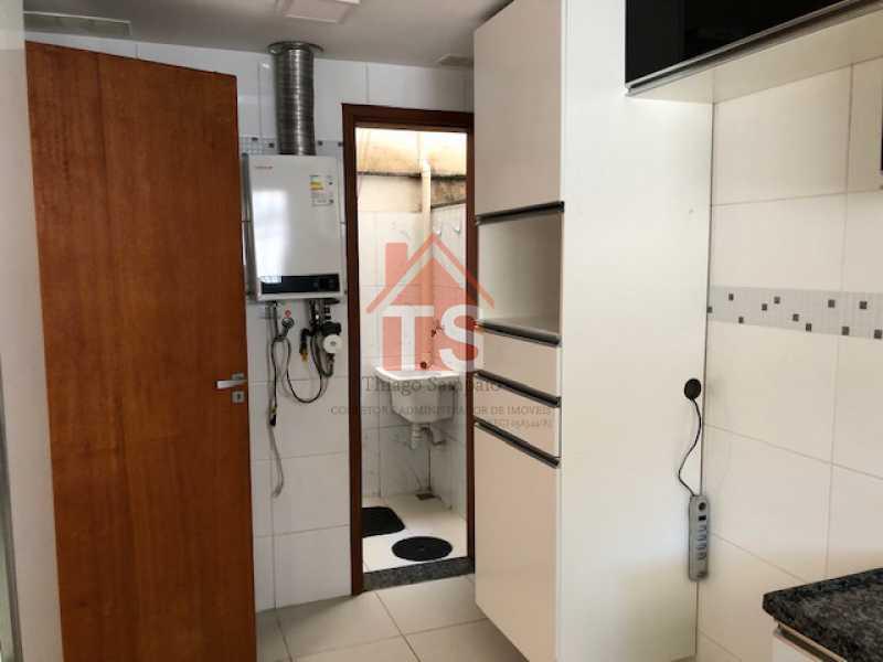 IMG_8985 - Casa em Condomínio à venda Rua Daniel Carneiro,Engenho de Dentro, Rio de Janeiro - R$ 445.000 - TSCN20002 - 6