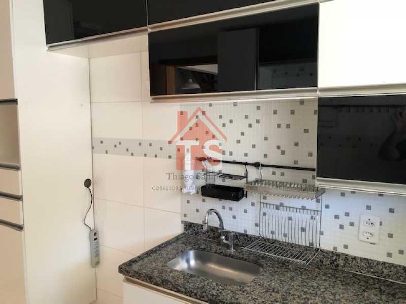 IMG_8986 - Casa em Condomínio à venda Rua Daniel Carneiro,Engenho de Dentro, Rio de Janeiro - R$ 445.000 - TSCN20002 - 7