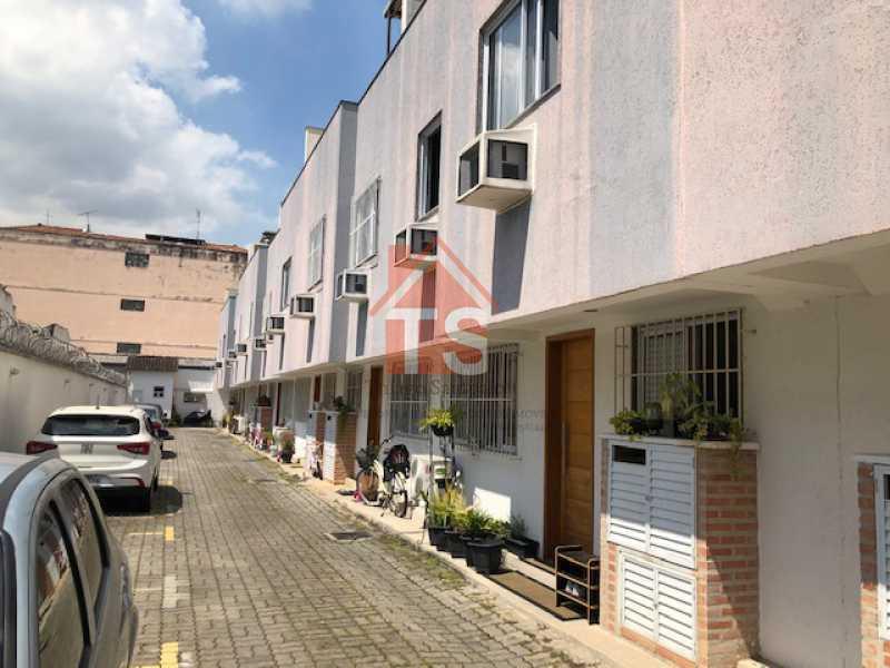 IMG_4635 - Casa em Condomínio à venda Rua Daniel Carneiro,Engenho de Dentro, Rio de Janeiro - R$ 445.000 - TSCN20002 - 26