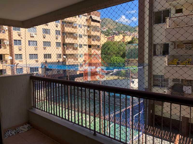 IMG_9044 - Apartamento à venda Rua Conselheiro Ferraz,Lins de Vasconcelos, Rio de Janeiro - R$ 230.000 - TSAP00010 - 7